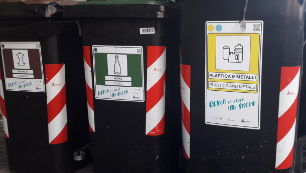 Immagine: Rifiuti Roma. Ciafani: 'Questa diatriba tra la Regione e il Comune continua a tenere in ostaggio la città'