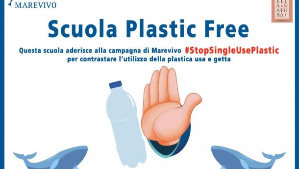 Immagine: In provincia di Agrigento la prima scuola 'plastic free', al bando bicchieri e bottiglie