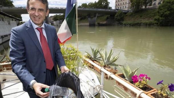 Immagine: Il Ministero dell'Ambiente patrocinerà solo eventi senza plastica monouso