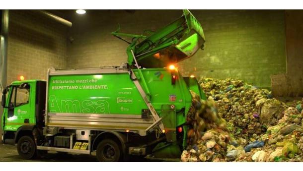 Immagine: Milano, a gennaio raggiunto il 61% di raccolta differenziata