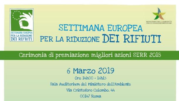 Immagine: A Roma le premiazioni italiane della SERR 2018