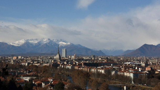 Immagine: Il Comitato Torino Respira ha presentato la campagna