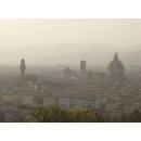 Immagine: Smog, situazione critica in Toscana: a Capannori superati i 120 µg/m³. Firenze scatta il blocco auto fino al 16 gennaio