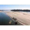 Immagine: Siccità al nord Italia: 'Situazione preoccupante, rischio mancanza di riserve idriche'