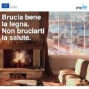 Immagine: Dalle Regioni del Bacino Padano le 5 regole d'oro per l'utilizzo di stufe e camini