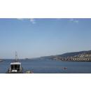 Immagine: Le emissioni in atmosfera delle navi influenzano la qualità dell'aria in Emilia-Romagna