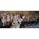 Immagine: Alluminio e alta moda: grande successo per il progetto d'arte Napoli Eden