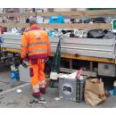 Immagine: Roma, 'Il tuo quartiere non è una discarica': nel primo appuntamento del 2019 raccolte 130 tonnellate di ingombranti