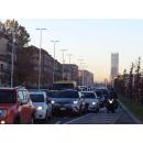 Immagine: Smog, l'usura di pneumatici e freni inquina più dei gas di scarico