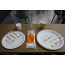 Immagine: Duecento lidi pugliesi useranno stoviglie biodegradabili