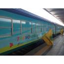Immagine: Treno Verde: inaugurata la tappa di Palermo
