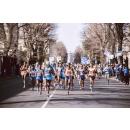 Immagine: Napoli City Half Marathon, svolta ecosostenible: l'iscrizione si paga con le bottiglie di plastica